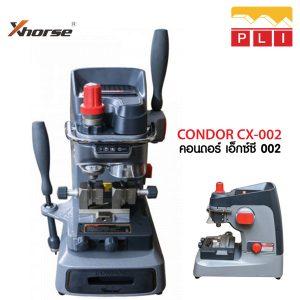 condor xc-002 key machine