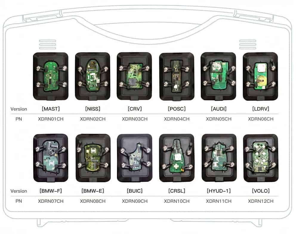 Remote Renew Adapter 1-12