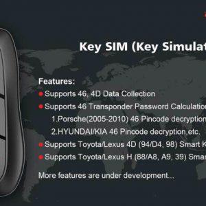 key sim