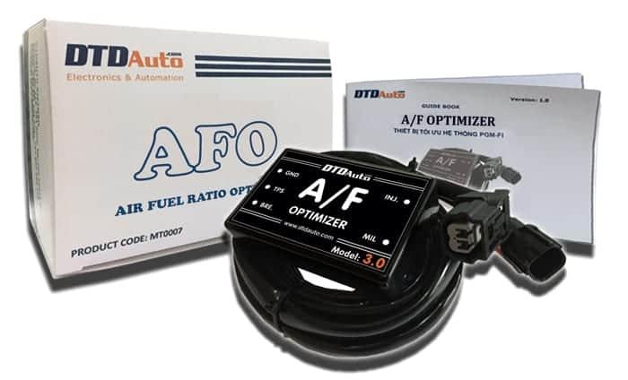 AFO-3 - ENGINE FUEL INJECTION OPTIMIZER PGM-FI SYSTEM
