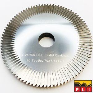 cutter bw100DEFG carbide