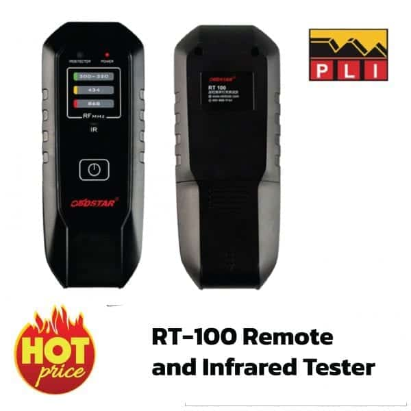 RT-100 remote tester