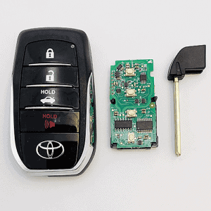 toyota smart remote camry