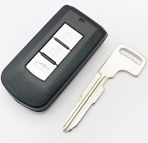 mitsubishi smart remote 3 buttons
