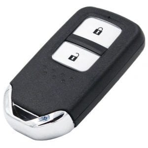 smart remote honda 2 button