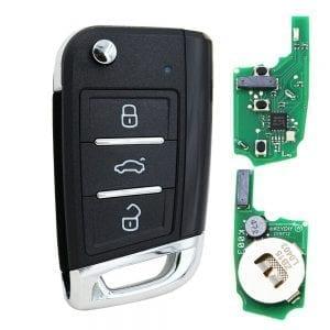KD ZB Smart key ZB15-3