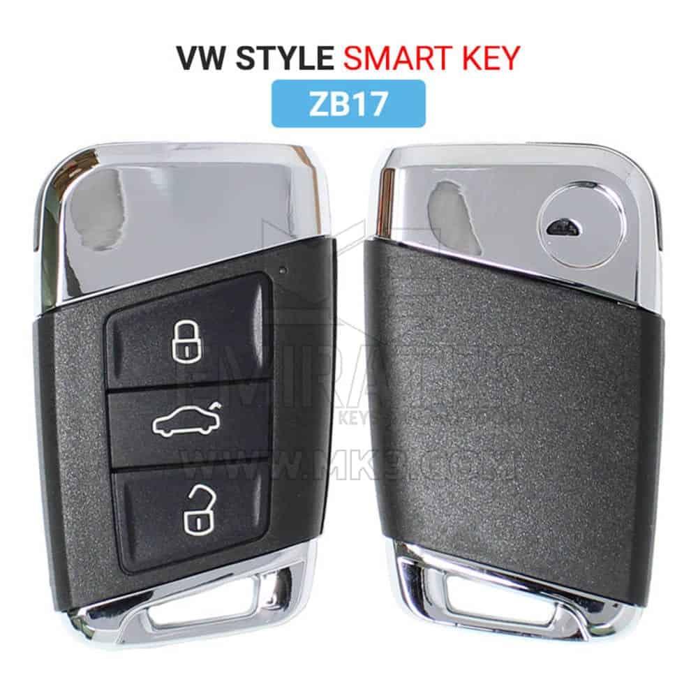 KD ZB Smart key ZB17-3