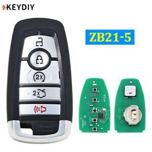 KD ZB Smart key ZB21-5