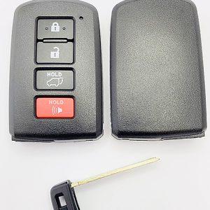 KS-TOํํYSMุ8-4B (N146) Toyota Smart Key Shell