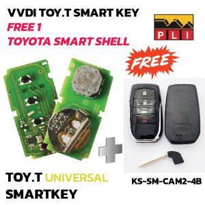 vvdi smart remote toyota XM