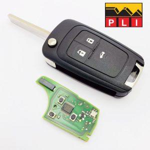 CHEVROLET CRUZE OEM Remote 433Mhz Chip 46 Hitag2