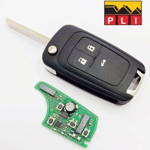 CHEVROLET CRUZE OEM KeylessGo Remote 433Mhz Chip 46 Hitag2 GM