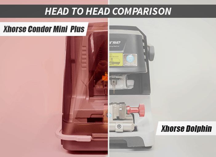 Condor-Mini-Dolphin comparison